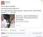 MV chưa hết 'sốt', Hari Won đã tung bản tiếng Hàn của 'Anh cứ đi đi'