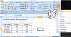 Hướng dẫn tìm kiếm và thay thế trong bảng Excel