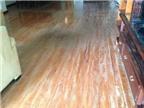 Cách nhận biết sàn gỗ kém chất lượng