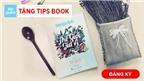 Danh sách nhận Tips Book – Thế giới gia vị từ Bếp Gia Đình