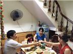 Bữa cơm bên gia đình