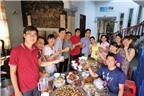 Bữa cơm gia đình – hạnh phúc của nhà tôi