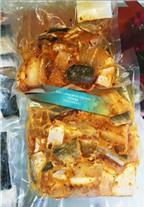 Khô cá dứa ướp sate cay, ngon, hấp dẫn