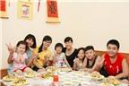 Những bữa cơm đông vui