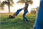 86% bố mẹ thiếu năng lượng để vui chơi cùng con