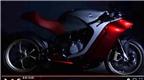 Tiếp tục lộ diện siêu mô tô MV Agusta F4Z Zagato sắp ra mắt