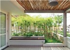 Những lưu ý khi sắp xếp không gian sân thượng thành vườn theo đúng phong thủy