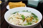 Cách nấu hủ tiếu cá lóc kiểu người Hoa tại nhà
