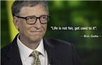 Học tiếng Anh qua những câu nói bất hủ của Bill Gates