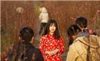 'Hot girl vườn đào' Kiều Trinh bật khóc trong MV mới