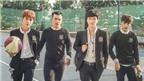 Huỳnh Anh tận tình chăm sóc cho Hoàng Oanh khi quay MV