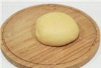 Bánh vừng chiên nhâm nhi ngày se lạnh