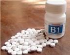 Vứt hết kem dưỡng đi, nghiền nay 10 viên vitamin B1 trộn với thứ này để tắm, da đen như than cũng hóa trắng bóc mà không lo bắt nắng