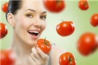 11 cách làm đẹp từ cà chua