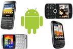 6 điện thoạibàn phím QWERTY tốt nhất