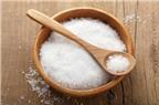 Các cách trị mụn bằng muối
