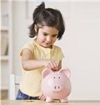 Cách dạy con về tiền bạc