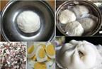 Cách làm 4 món bánh bao nhân thịt ngon, bánh bao chay, bánh bao chiên tuyệt vời