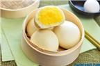 Cách làm bánh bao nhân trứng sữa ngon mê ly