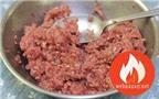 Cách Làm Bánh Mì Thịt Bò Nướng Thơm Ngon