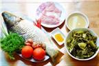 Cách làm cá chép om dưa ngon nhất cho bữa cơm ngày nắng