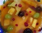Cách làm chè hoa quả