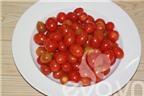 Cách làm mứt cà chua bi ngon mê ly cho ngày Tết