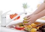 Cách làm sạch hoa quả