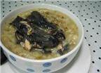 Cách nấu cháo gà ác và cháo gà nấm hương cực kỳ bổ dưỡng cho trẻ em