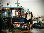 Du lịch qua ảnh: Buôn bán bên bờ sông Cửu Long