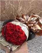 Học cách bó hoa bằng giấy báo tặng mẹ yêu