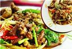 Món ngon từ thịt ngỗng - Cách làm ngỗng xào lăn