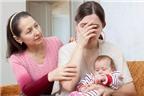 """Những dấu hiệu chứng tỏ """"mẹ bỉm sữa"""" mắc chứng trầm cảm sau sinh"""
