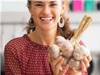 Tác dụng kinh ngạc khi ăn 1 tép tỏi sống mỗi ngày