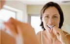 Vệ sinh răng miệng sau khi sinh