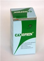 Bổ sung thực phẩm dinh dưỡng cho mắt với Canophin