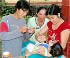 Phòng tránh suy dinh dưỡng cho trẻ (1): Ăn nhiều chẳng lớn?