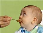 Chế biến món ăn cho bé bị táo bón