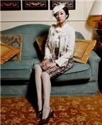 Diện trang phục theo phong cách Victoria