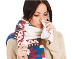 Cách giảm nghẹt mũi khi thời tiết thay đổi