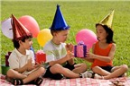 Kinh nghiệm khi cho trẻ đi dự tiệc