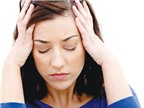 Đối phó chứng đau nửa đầu