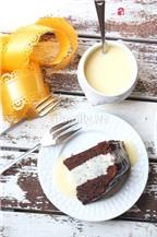 Bánh gato chocolate xốp mềm thơm ngon
