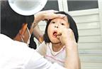 Trẻ nhỏ viêm họng chữa thế nào?