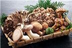 Nấm - Thực phẩm giảm cân siêu hạng