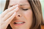 Chùm câu hỏi về bệnh viêm mũi, xoang