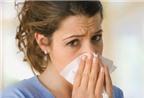 Mẹo hay trị nghẹt mũi tại nhà