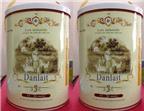 Sữa dê Danlait đã được xác định nguồn gốc