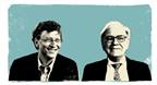 3 điều Bill Gates học được từ Warren Buffett