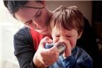 Chữa viêm mũi dị ứng cho trẻ